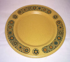 "1970's Kilncraft ""Bacchus"" Staffordshire Ironstone 10"" Dinner Plate  - FREE P+P"