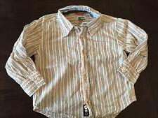 Long Sleeve Dress Shirt Sz 3T Gap