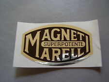 Magneti Marelli Superpotente ignition coil sticker