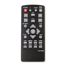 New Replace Remote Control COV31736202 Fit for LG DVD Player DP132 DP132NU