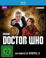 6 Blu-rays * DOCTOR WHO - DIE KOMPLETTE STAFFEL 8 # NEU OVP WVG