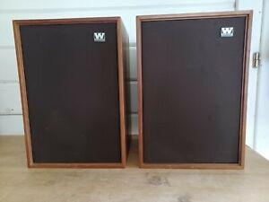 Vintage Wharfedale Denton 2XP Bookshelf speakers