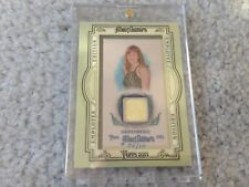 2013 Topps Allen Ginter Heather Greenberg Framed Employee Mini Relic EER-HG 1/10