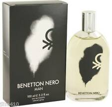 jlim410: United Colors of Benetton Nero for Men, 100ml EDT cod ncr/paypal