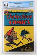 Detective Comics #102 - CGC 6.5 FN+ DC 1945 - Batman - Joker App!