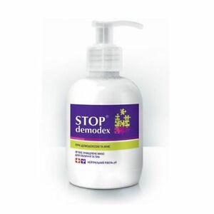 STOP DEMODEX Lotion, Balm, Eye Gel, Finish control gel, Shampoo, Soap