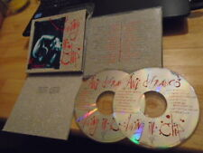 RARE OOP Ani DiFranco 2x CD Living In Clip '97 LIVE Sara Lee B-52's Gang Of Four
