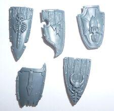 Vampire Counts Grave Guard Shields x 5 – G1415