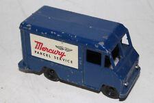 Tootsietoy HO Series 1960 International Metro Van, Mercury Parcel Service #1