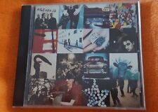 U2 ACHTUNG BABY CD EUC ONE MYSTERIOUS WAYS ZOO STATION EVEN BETTER
