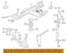 GM OEM Rear Suspension-Lateral Arm Adjust Bolt 11519299