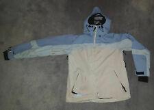 Funktionsjacke Jacke Gr. S blau grau von K2 Outerwear winddicht wasserdicht