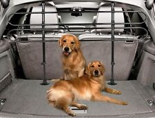 Zento Deals Heavy Duty Adjustable Sturdy Portable Travel Pet Car Seat Barrier