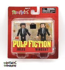 Pulp Fiction Minimates Jules Winnfield & Vincent Vega 2-Pack