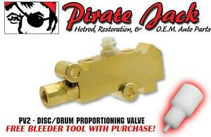 CHEVY GM # 25509419 Replacement Disc Drum Combination Valve, Cars, Trucks, SUV's