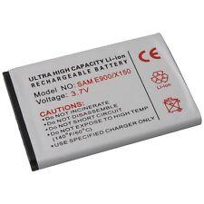 BATTERIA Li-ion per SAMSUNG sgh-e900 e 900 ACCU