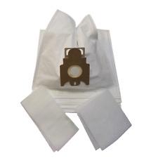 40 Staubsaugerbeutel geeignet für Miele Silver Star, Soft Satin Silver Filtertüt