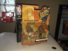 NBA JAMS ONE-ON-ONE ACTION MICHAEL JORDAN CHICAGO BULLS VS DAVID ROBINSON SPURS