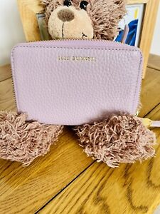 Lulu Guinness Pink Leather Continental Wallet (G12)
