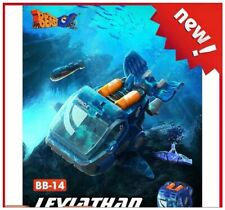 New 52Toys BEASTBOX BB-14 BB14 Leviathan Action Figure  instock