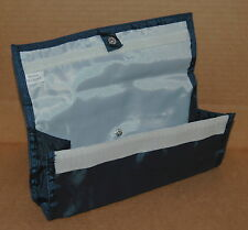 Blue Deluxe Closed Side Hannah Hansen Coupon Organizer w/ FREE Extra Organizer