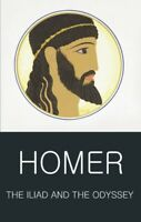The Iliad and the Odyssey by Homer (Paperback, 1998) Brand New, Free Shipping