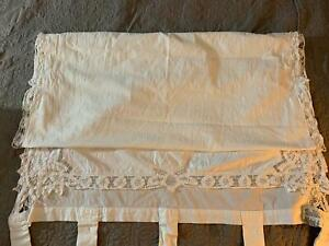 Lace Solid Pattern Window Curtains Drapes For Sale Ebay