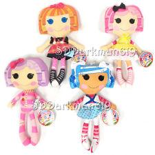 """Lalaloopsy Plush Doll Set -13"""" Lalaloopsy Doll - Crumbs - Bea - Mittens - Pillow"""