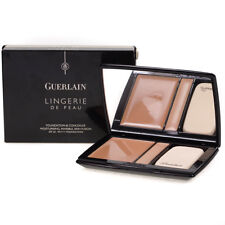 Guerlain Lingerie De Peau Foundation Compact Concealer Rose Naturel Damaged Box