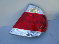 05 06 2005 2006 TOYOTA CAMRY RIGHT REAR TAILLIGHT TAILLAMP OEM
