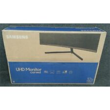 "Samsung UR59C Curved UHD LCD Computer Monitor 31.5"" 3840 x 2160 *"