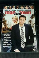 Man About Town DVD Ben Affleck Rebecca Romijn Bai Ling Amber Valetta John Cleese