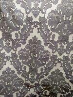 "Parisian Alisace Basketweave Jacquard Damask  Fabric 54"" wide,"