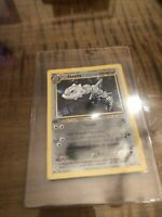 Pokemon Card: Neo Genesis, Steelix 1st Edition HOLO RARE, 15/111
