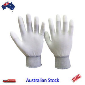 One Pair of ESD Anti Static Safe Gloves for Mobile Phone Repair