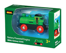 BRIO 33595 Battery Powered Engine - Railway Battery Function Age 3-5 years