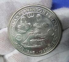 PORTUGAL 1000 Escudos SILBER 1996 Gedenkmünzen KM#688 FRAGATA FERNANDO E GLORIA