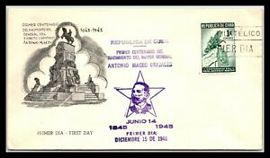 GP GOLDPATH: CARIBBEAN COUNTRY COVER 1948 FIRST DAY COVER _CV733_P08