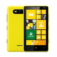 Nokia Lumia 820 8GB - Yellow (Unlocked) Smartphone Grade B - Warranty UK