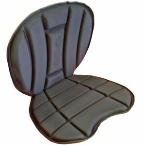 Tootega Deluxe Sit On Top Backrest | Includes Fitting Straps & Clips