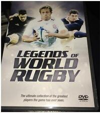 LEGENDS OF WORLD RUGBY & 16TH MAN THE STORY OF THE 1995 RUGBY WORLD CUP 2 DVD