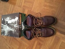 """Timberland 6"""" premium work boot chili brown 9"""