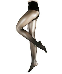 Falke Shaping Top 20, Stockings With Shaping Effect, Transparent, Matt