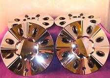 Karizzma Chrome Custom Wheel Center Cap Set of Four (4) pn: KR02- CAP LG0511-39