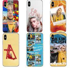Billie Eilish Singer Phone case iPhone 11 Pro X 8 7 6 Plus 5 XS Max XR