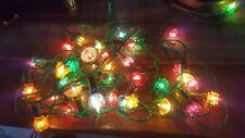 vintage retro christmas lights xmas decoration pifco  ? Working