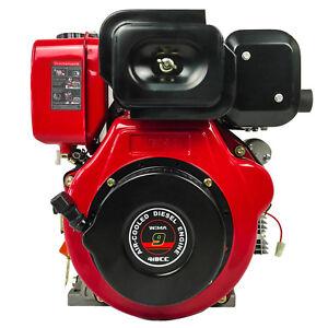 Weima WM186FBE 9 PS 418 cm³ Dieselmotor E-Starter Standmotor Kartmotor Diesel