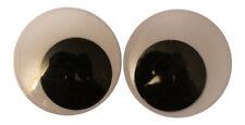 6 x 50mm New Wobbly Moving Eyes Googly Wiggly Craft Sticky Back Embellishments