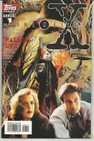 The X-Files Annual #1 : August 1995 : Topps Comics