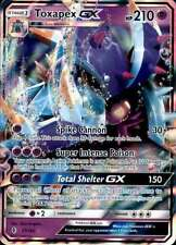 Pokemon Guardians Rising Toxapex-GX 57/145 Ultra Rare Card